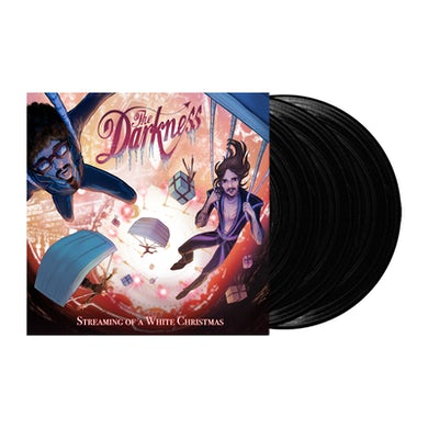 The Darkness Streaming Of A White Christmas Triple Vinyl Triple LP