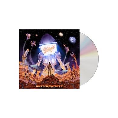 Motorheart Deluxe Deluxe CD