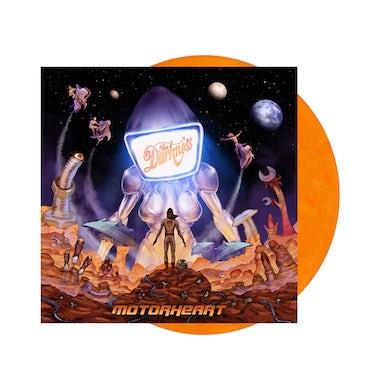Motorheart Orange Marble LP (Vinyl)