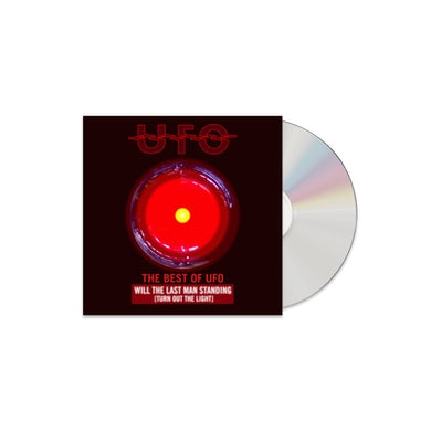 Will The Last Man Standing [Turn Out The Light]: The Best of UFO Deluxe Deluxe CD