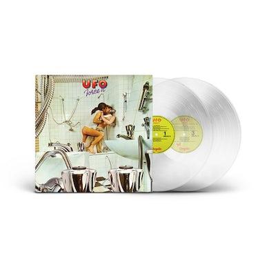Ufo  Force It Clear Double Heavyweight Vinyl