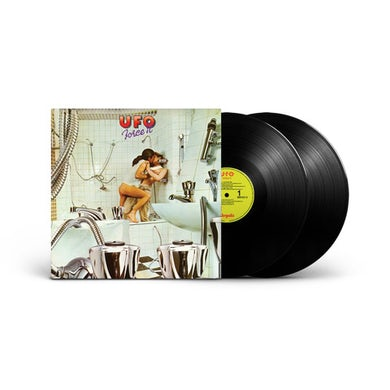 Force It Black Double Heavyweight LP (Vinyl)