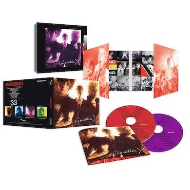 Generation X - Deluxe Deluxe CD