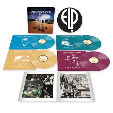 The Anthology (1970-1998) Boxset (Vinyl)