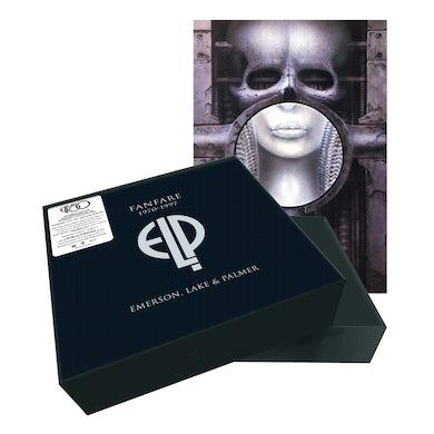 Emerson, Lake & Palmer 'Fanfare 1970-1997' Super Deluxe Boxset Boxset