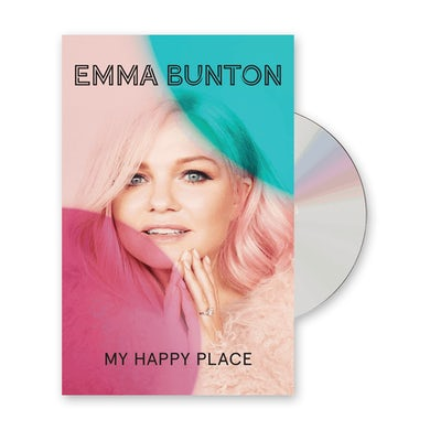 My Happy Place Deluxe CD