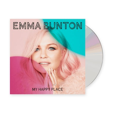 My Happy Place CD