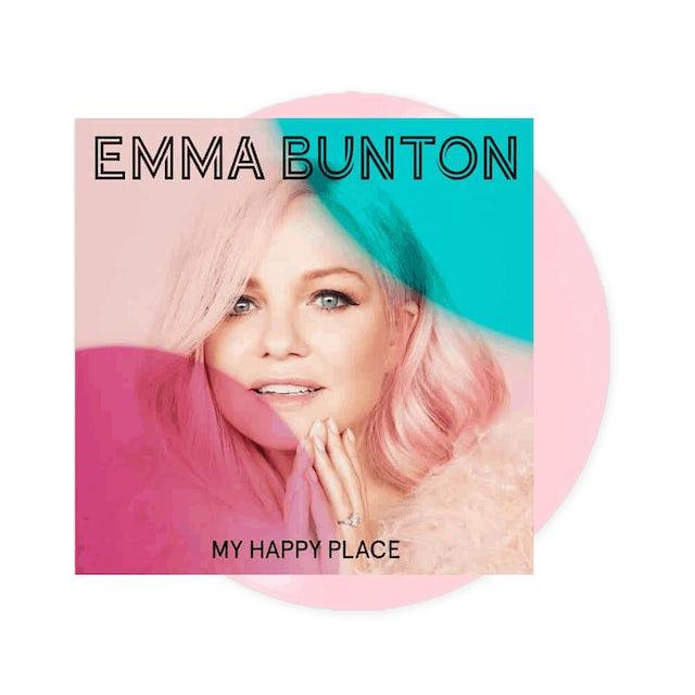 Emma Bunton My Happy Place Pink LP (Vinyl)