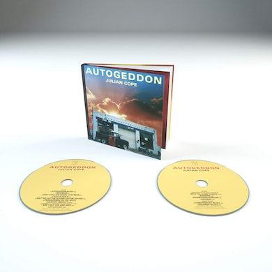 Julian Cope Autogeddon CD Collector's Pack