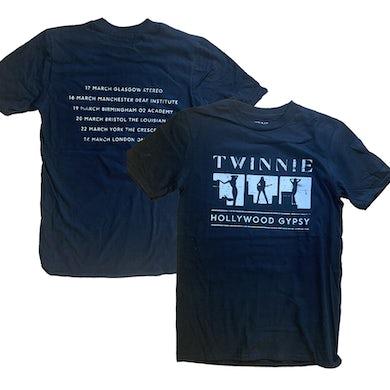 UK Tour Mono T-Shirt