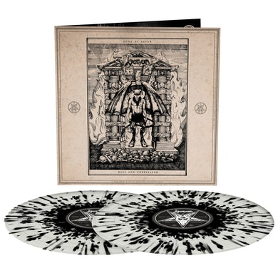 Sons Of Satan Double Splatter Gatefold Vinyl Double LP