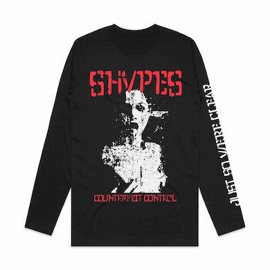 SHVPES Counterfeit Longsleeve T-Shirt