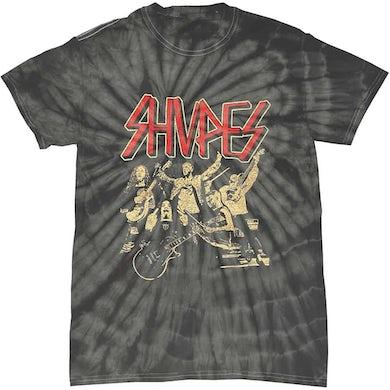 SHVPES Tie Dye T-Shirt
