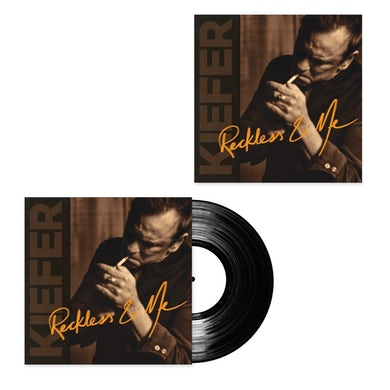 Kiefer Sutherland Reckless & Me LP (Vinyl)