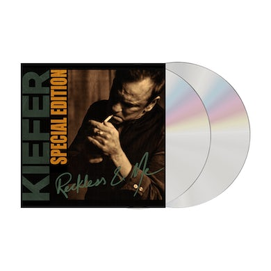 Kiefer Sutherland Reckless & Me (Special Edition) Deluxe CD