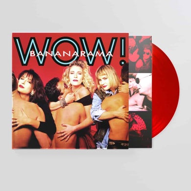 London Recordings WOW! Red (Ltd Edition) LP (Vinyl)
