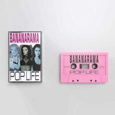 London Recordings Pop Life Pink (Ltd Edition) Cassette