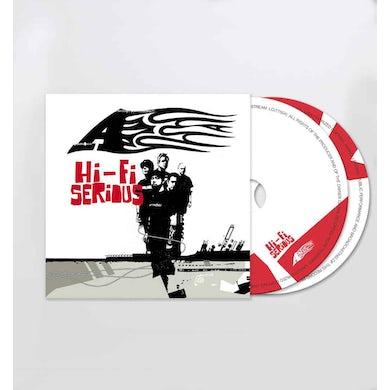 London Recordings Hi-Fi Serious CD