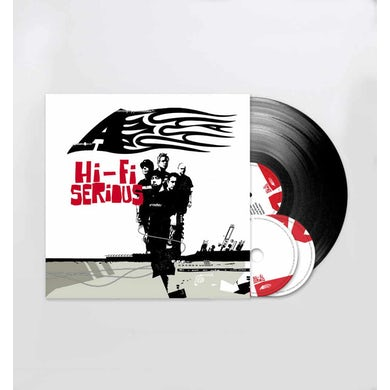 London Recordings Hi-Fi Serious LP (Vinyl)