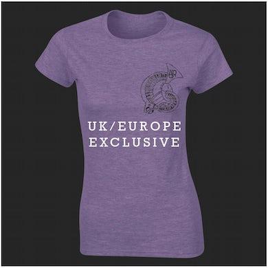 AJR Purple Female T-Shirt