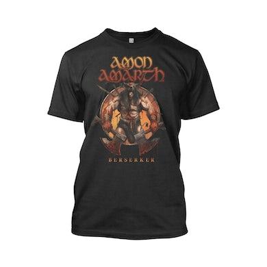 Amon Amarth Berserker Black T-Shirt