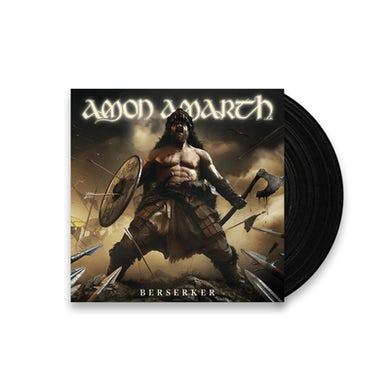 Amon Amarth Berserker LP (Vinyl)