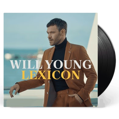 Will Young Lexicon LP (Vinyl)