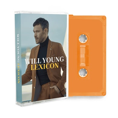 Will Young Lexicon - Cassette