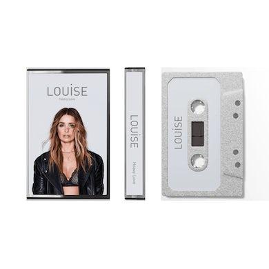 Louise Heavy Love - Silver Glitter Cassette