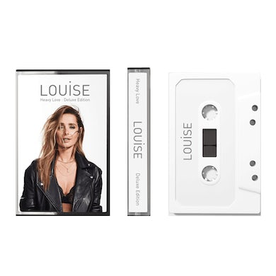 Louise Heavy Love - Limited Deluxe Cassette