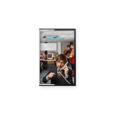 The Divine Comedy Office Politics White Cassette (Exclusive, Limited Edition) Cassette
