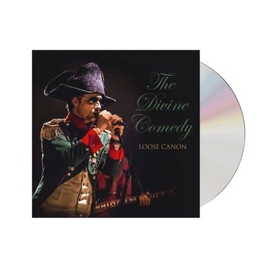 The Divine Comedy Loose Canon (Live In Europe 2016-2017) CD