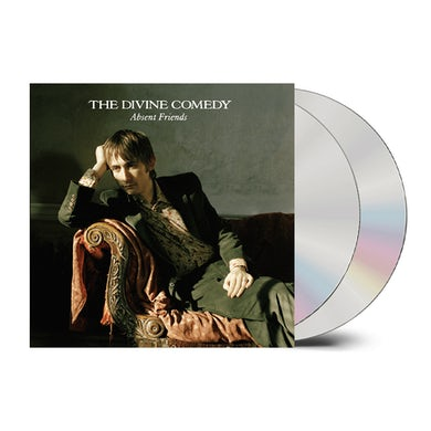 The Divine Comedy Absent Friends (Remastered) CD