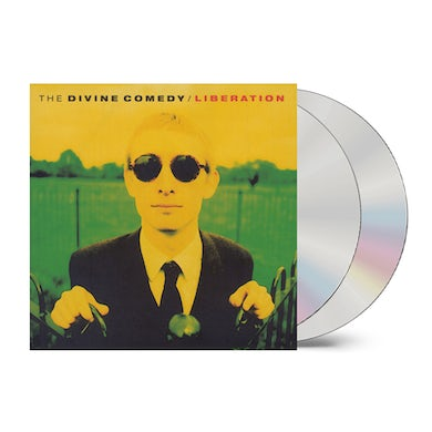 The Divine Comedy Liberation (Remastered) CD