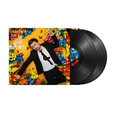 Charmed Life - The Best Of The Divine Comedy Double Vinyl
