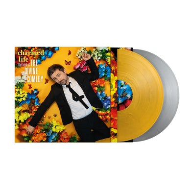 Charmed Life - The Best Of The Divine Comedy Coloured Double Vinyl