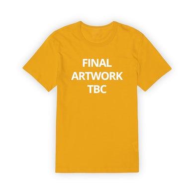 Album T-Shirt (Yellow)