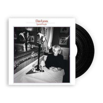 Dan Lyons Special People EP (Signed) 12 Inch (Vinyl)