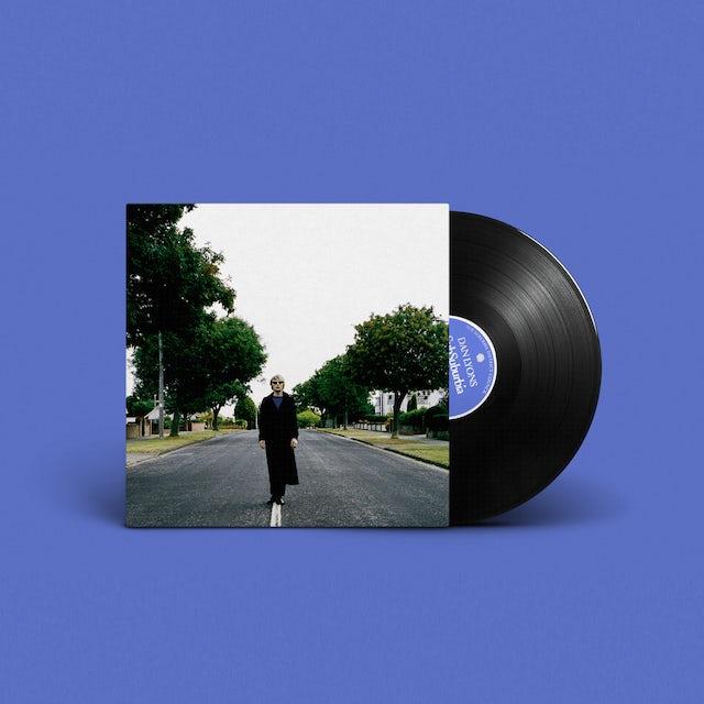 Dan Lyons Sub Suburbia (Signed) LP (Vinyl)