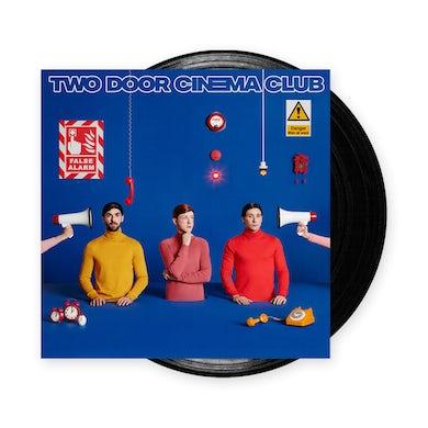 Two Door Cinema Club False Alarm Black LP (Vinyl)