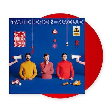 Two Door Cinema Club False Alarm Red LP (Vinyl)