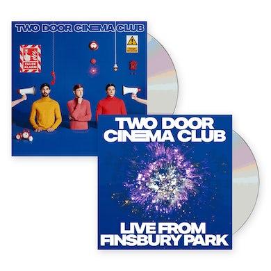 Two Door Cinema Club False Alarm CD CD