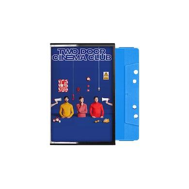 Two Door Cinema Club False Alarm Blue Cassette