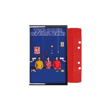 Two Door Cinema Club False Alarm Red Cassette