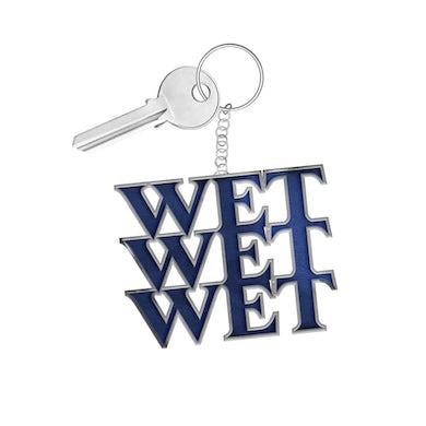 Wet Wet Wet Keyring