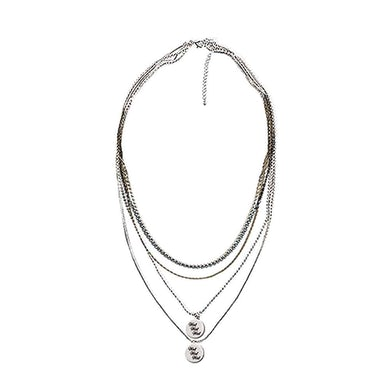 Wet Wet Wet Necklace with Pouch