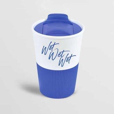 Wet Wet Wet Reusable Coffee Cup