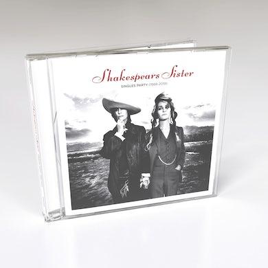 Shakespears Sister Singles Party  CD