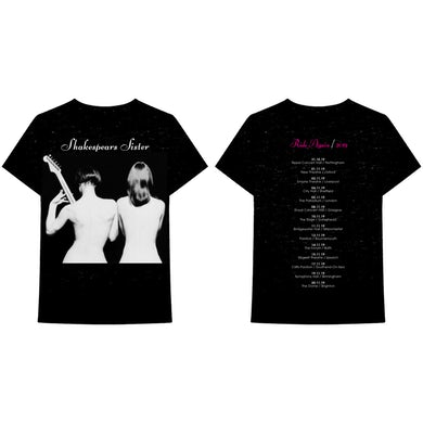 Shakespears Sister You're History Tour T-Shirt
