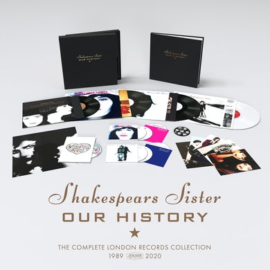 Our History (The Complete London Records Collection) Boxset